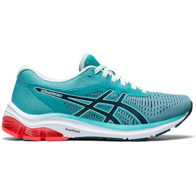 asics Gel-Pulse 12 Shoes Women, techno cyan/magnetic blue